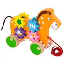 Каталка Viga Toys Лошадка (50976)