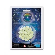Игровой набор 4М Светящиеся наклейки Мини-звезды, 40 шт (00-05221)