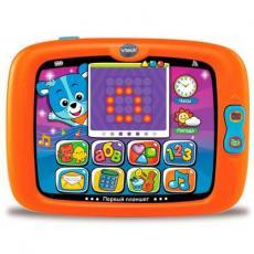 Развивающая игрушка VTECH Первый планшет со звуковыми эффектами (80-151426)
