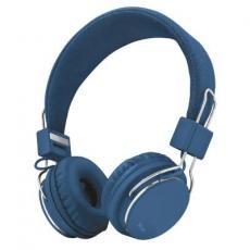 Наушники Trust Ziva On-Ear Mic Blue (21823)
