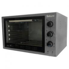 Электропечь SATURN ST-EC3402 Gray
